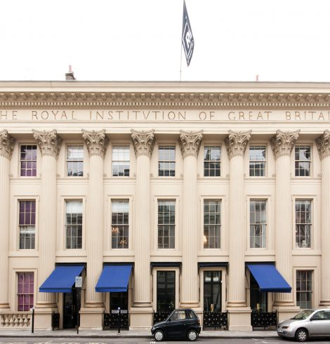 Searcys Appointed as New Caterers at the Royal Institution