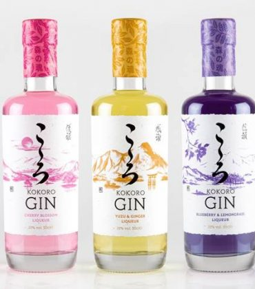 Kokoro Gin – a Gift From the Heart for Mother's Day 22nd March