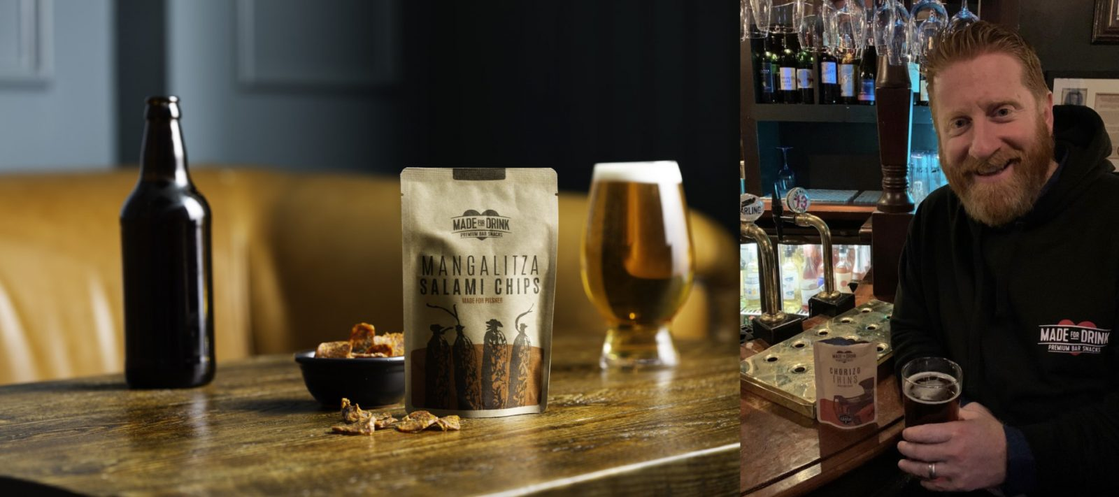 Made for Drink Builds Team To Target Progressive On-Trade Operators