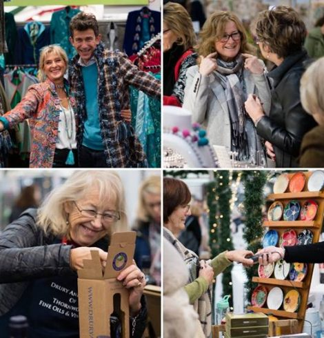 Cotswolds' Original Christmas Fair Opens Applications for 2020 Exhibitors