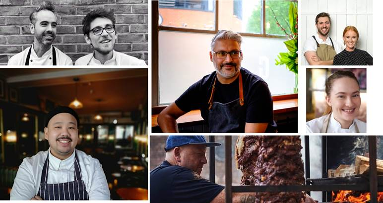 The Frog Hoxton Announces New Guest-Chef Series