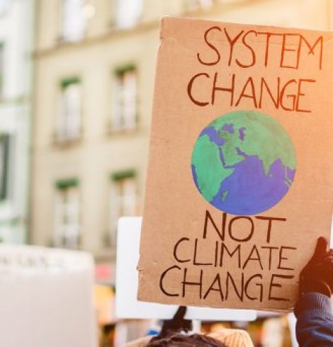 How Can we Help our Young People Tackle Climate Change?
