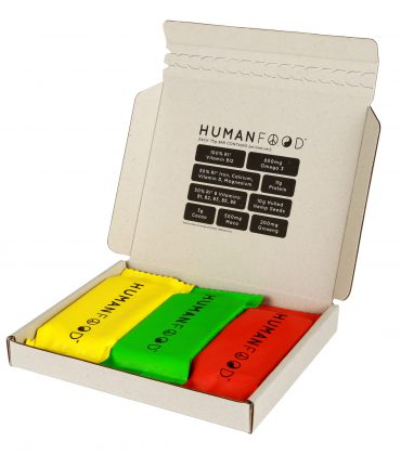 Ensure Optimum Nutrition Whilst Working from Home with Human Food