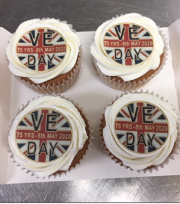 Clayton Park Bakery Celebrates VE Day with a Hamper Giveaway