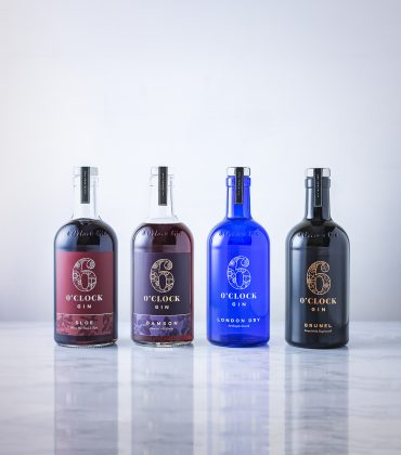 6 O'clock Gin Celebrates 10th Anniversary