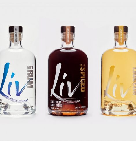 Scottish Distillery Unveils New Artisan Rum Range