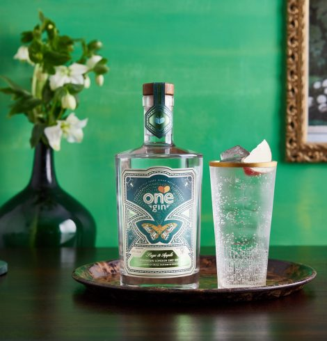 One Sage & Apple Gin Launches in Tesco
