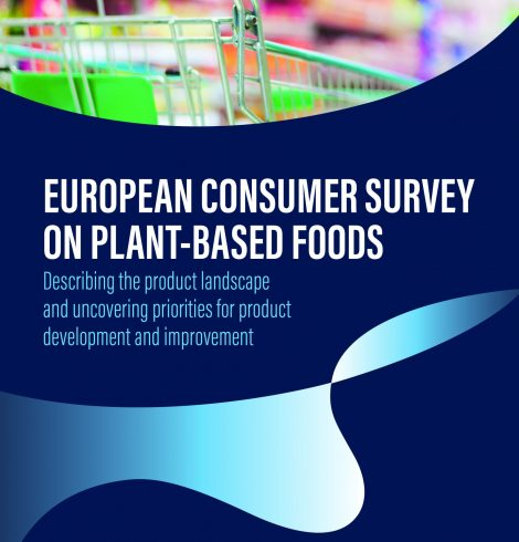New Survey Reveals Lucrative Opportunities in Plant-Based Sector