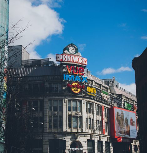 Why Manchester is a great UK city for young professionals