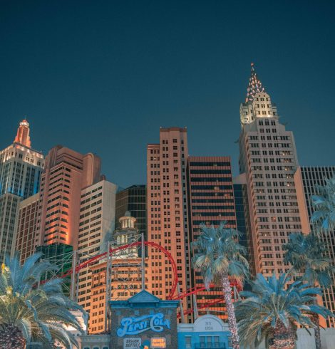 Planning the Perfect Night out in Las Vegas