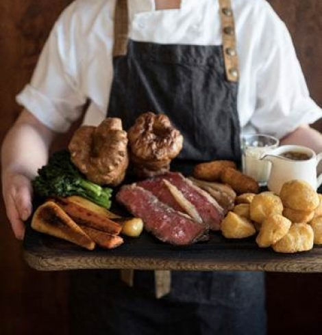 The Harwood Arms Launches Its Sunday Roast, Delivered to Your Door in London