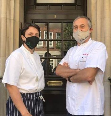 Le Gavroche Reopens on July 7