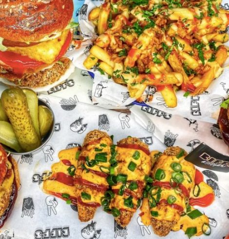 BrewDog Launches Vegan Food Delivery Service