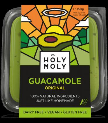 Holy Moly Launches Original Guacamole Into Tesco Stores