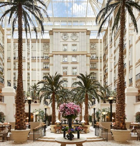 The Landmark London Reopens with a New Collection of Packages