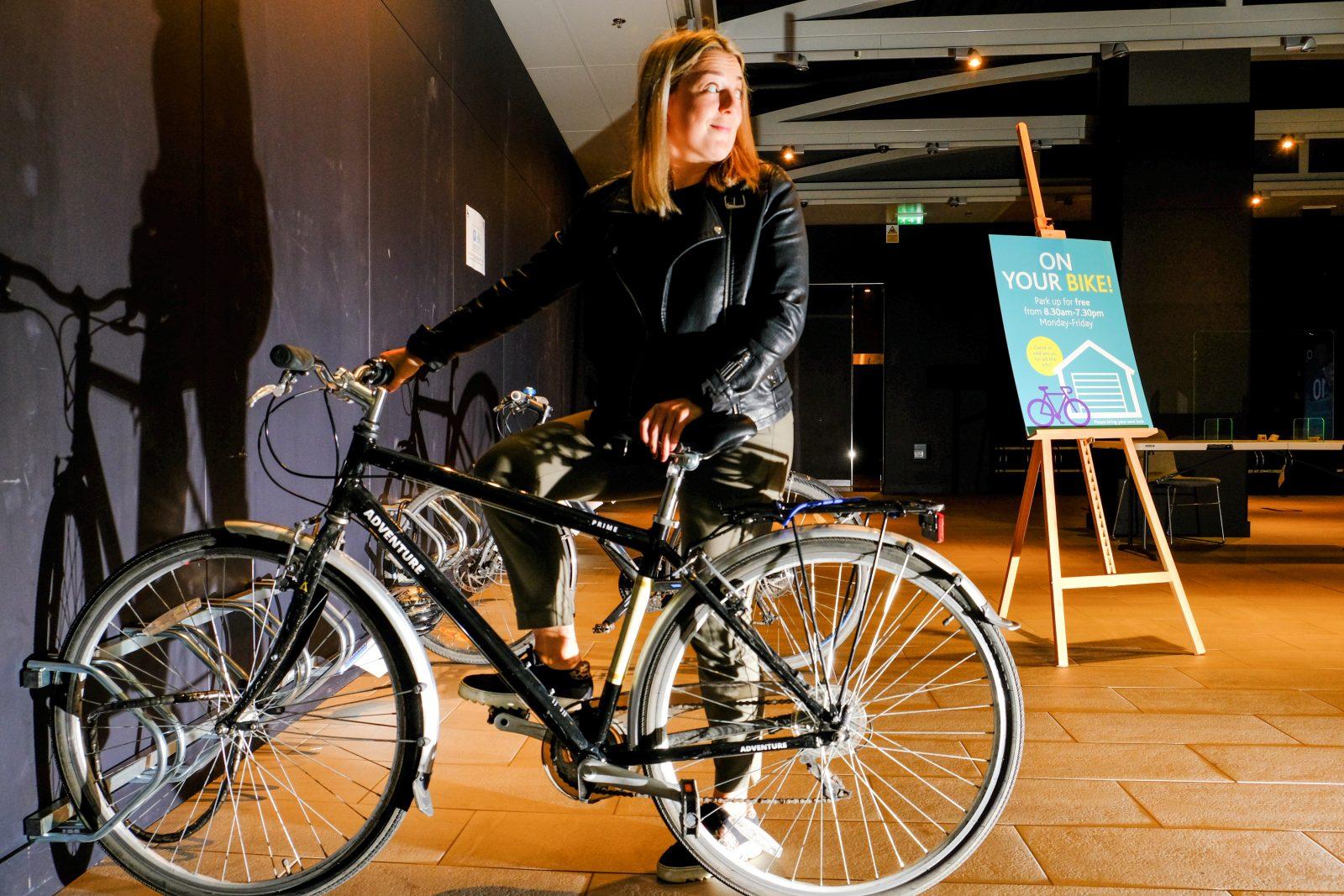Trinity Leeds' Free Bike Store Is the Wheel Deal