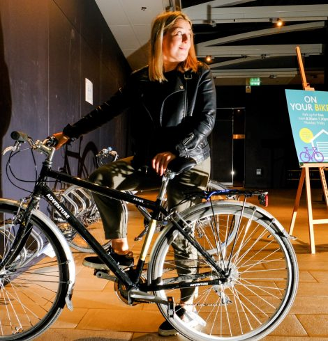 Trinity Leeds' Free Bike Store Is the Wheel Deal
