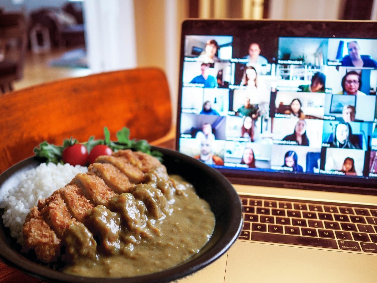 S&B Team up to Host Virtual Curry Dinner Party