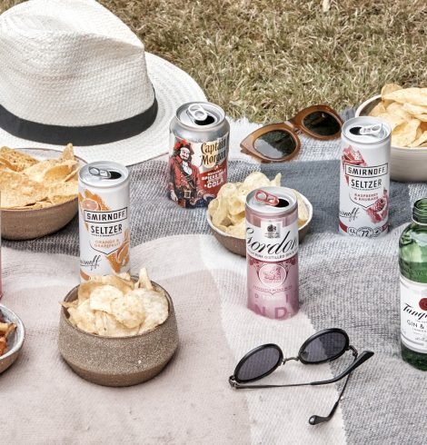 The Ultimate Tins & Crisps Flavour Guide For Your Heatwave Picnic