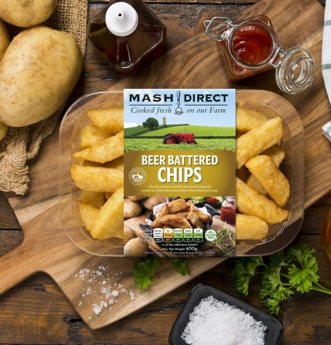 Mash Direct Secures Listing with Morrisons