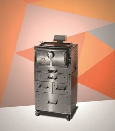 Harrison Ovens Launches New At Home Charcoal Oven