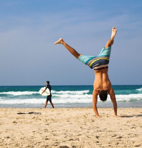 4 Fun & Unconventional Ways To Keep Healthy Right Now