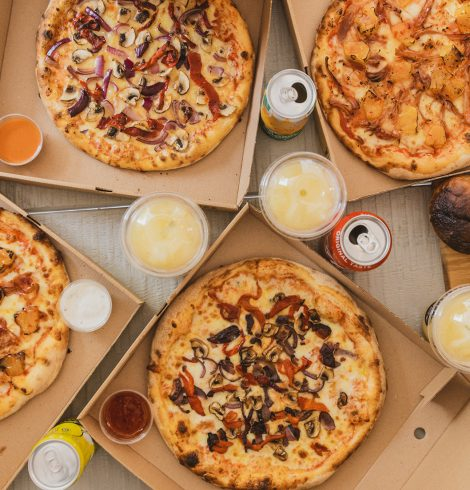 Saint Pizza Launches in Cheltenham