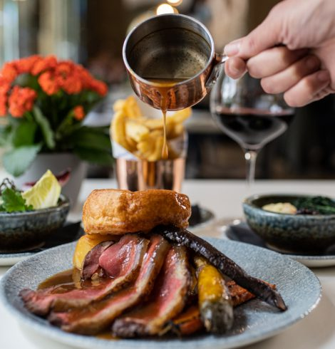 Saatchi Gallery Brasserie by Searcys Launches Sunday Roast