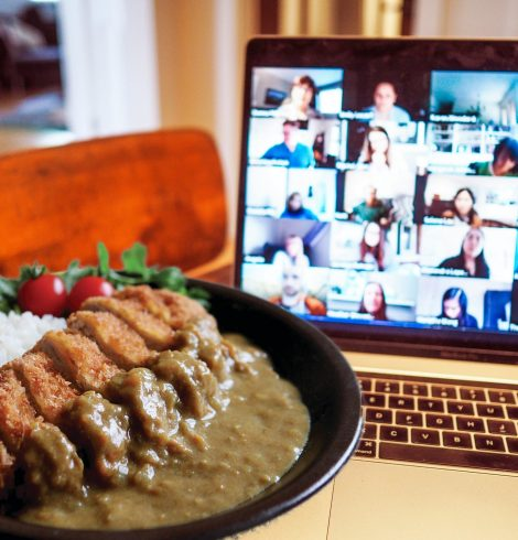 HYPER JAPAN and S&B Return for Another Delicious Virtual Curry Dinner Party