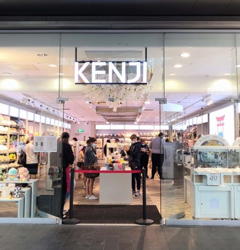 Kenji Reveals Retail Concept at Liverpool ONE