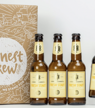HonestBrew bringing in your 2021 with a tasty Fresh Start