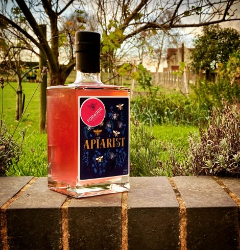 Honey-infused gin brand 'The Apiarist' launches new edition – and it's pink!