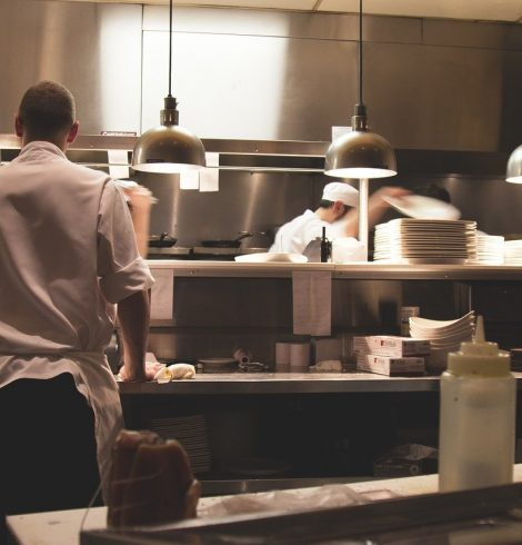 5 Steps to Becoming a Professional Chef