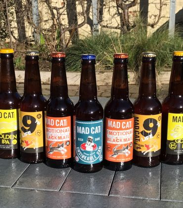 MAD CAT LAUNCHES BOTTLED CRAFT BEER RANGE