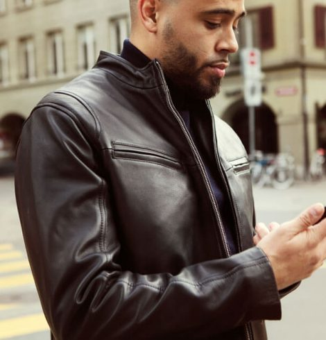 How to style a leather jacket: The Art of Layering Leather to Create Immaculate Outfits