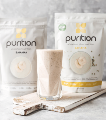 PURITION ADDS A 'NUTRITIONAL POWERHOUSE' BANANA TO ITS ECLECTIC OFFER