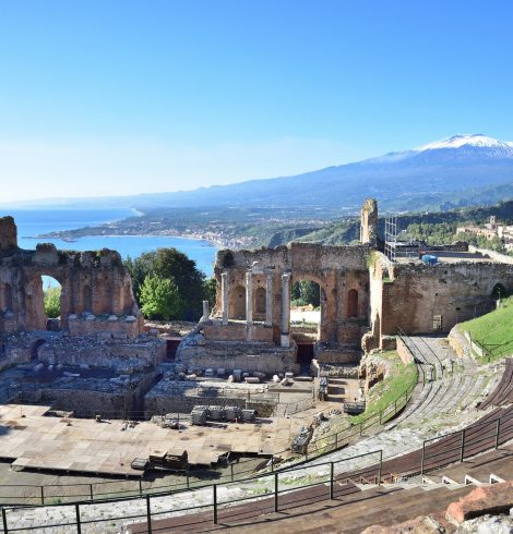 Why Taormina, Sicily, Needs To Be On Your Travel Checklist