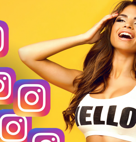 Top 10 Instagram Models to Follow
