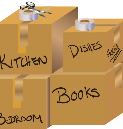 How to prepare for a big move
