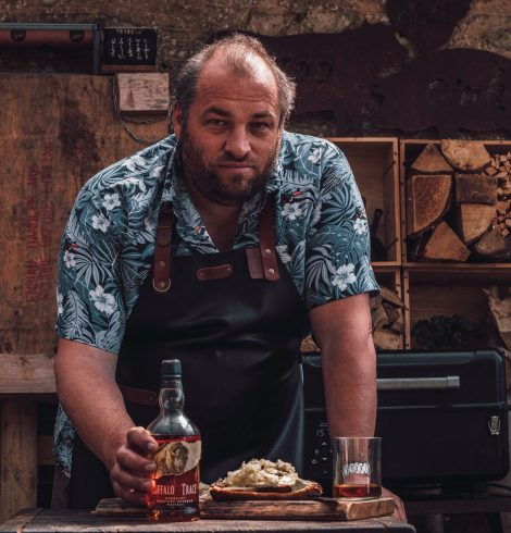 Buffalo Trace launches BBQ & Bourbon SOS service