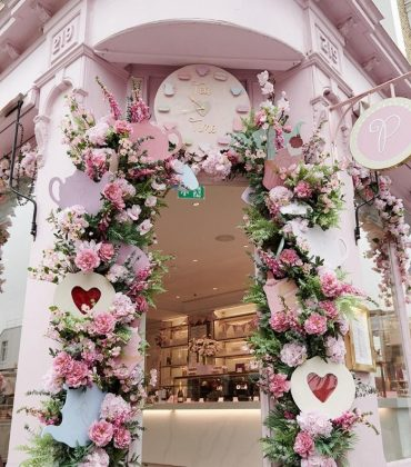 Peggy Porschen marks new Olivia Burton collection with launch of Tea Party-inspired afternoon tea