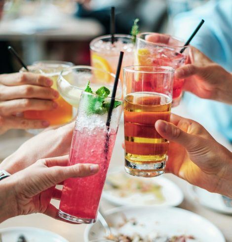4 Ways to Drink to Your Health