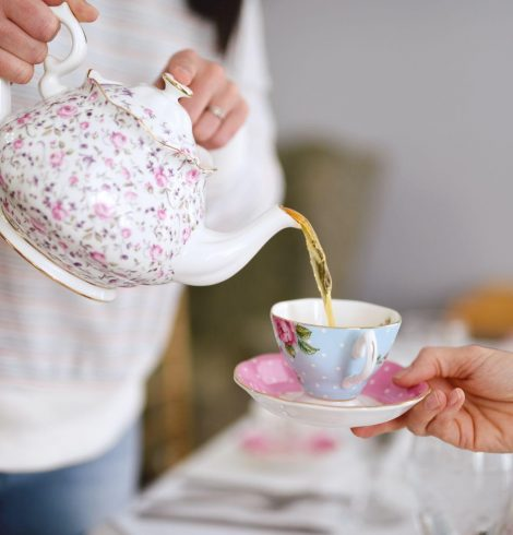 Planning on Serving an Elegant Afternoon Cup of Tea? Here's How
