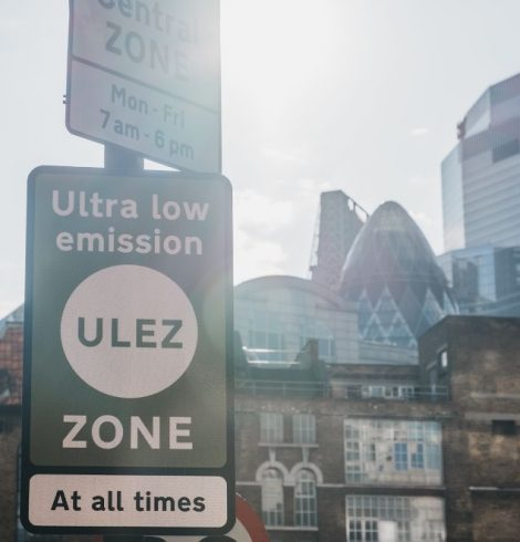 How the ULEZ Expansion is Making London Greener