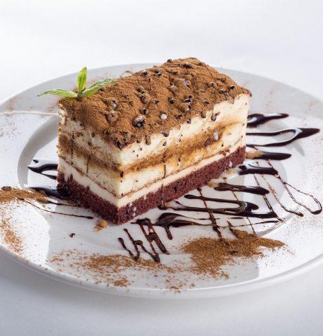 Top 5 Healthy Desserts to Satiate your Sugar Cravings