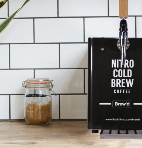 Brew'd Nitro Cold Brew –  Serve Perfect Iced Coffee in Moments