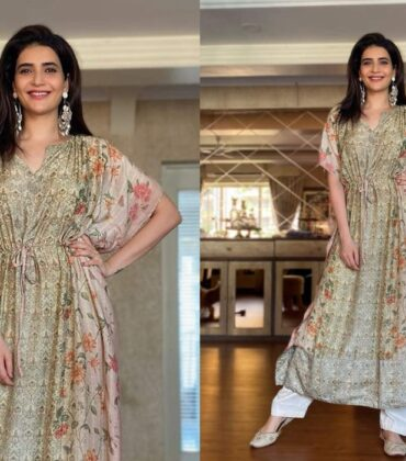 How to Look Good in a Kaftan